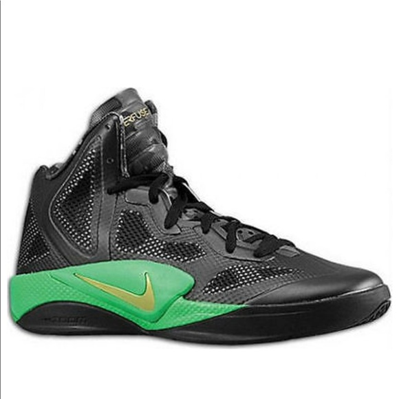 Men's Nike Zoom Hyperfuse Sneakers